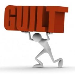 Guilt-an Irrational Choice